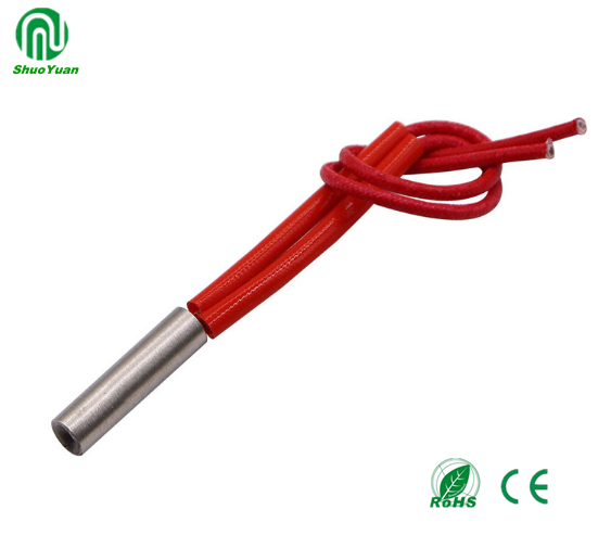 Nordic Strip Wax Cartridge Heater In Vacuum